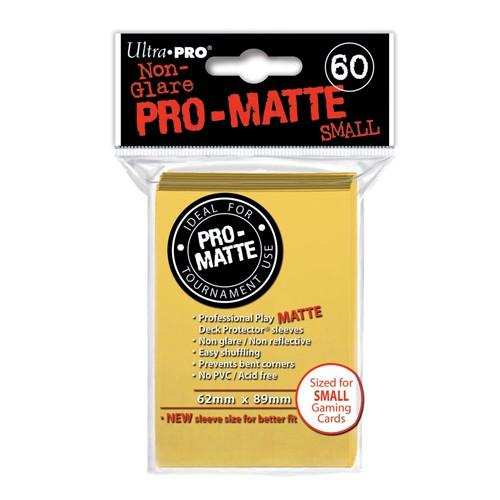 Pro Matte Small Yellow DPD