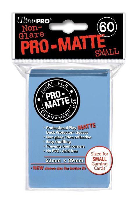 Pro Matte Small Lt Blue DPD