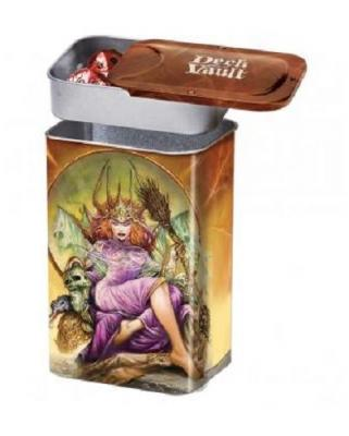 Glinda the Good Witch Deck Vault Tin: Dark OZ