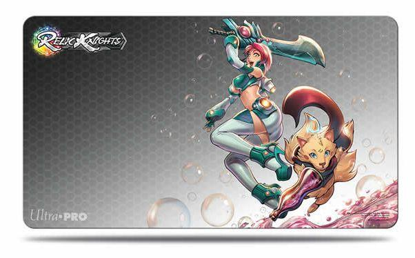 Candy & Cola Relic Knight Playmat