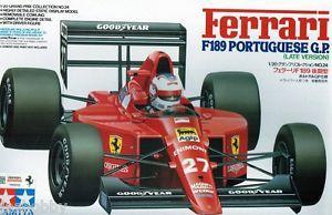Ferrari F189 Portugal GP- Mansell