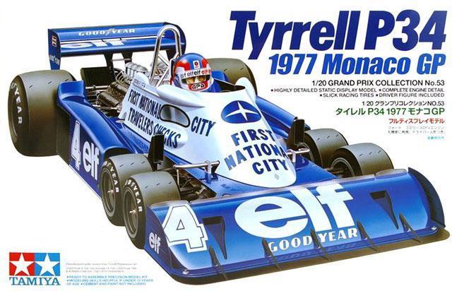 Tyrrell P34 Monaco 1977