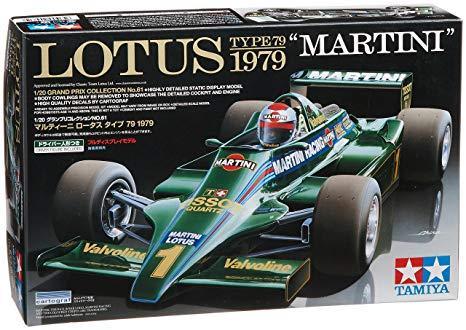Lotus Type 79 Martini 1979