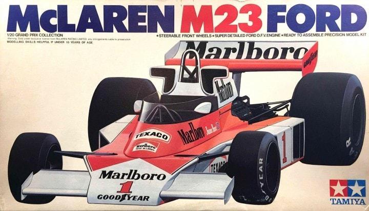 McLaren M23 1976 - Hunt