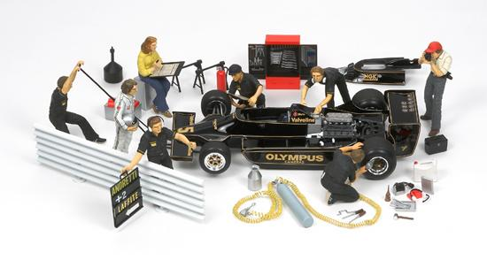 1/20 Motorsport Team 1970-1985
