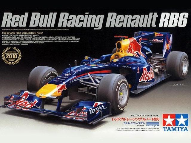 Red Bull F1 RB6
