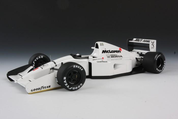 1/20 McLaren Honda MP/7 Senna   LTD