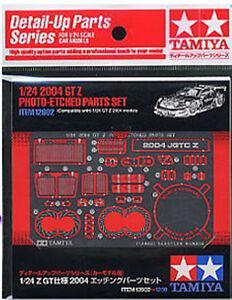 GTZ 2004 Photo Etched Parts  LTD
