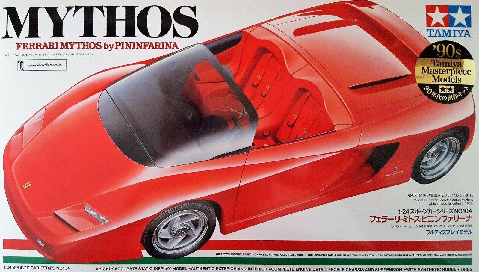 Ferrari Mythos by Pininfarina   LTD