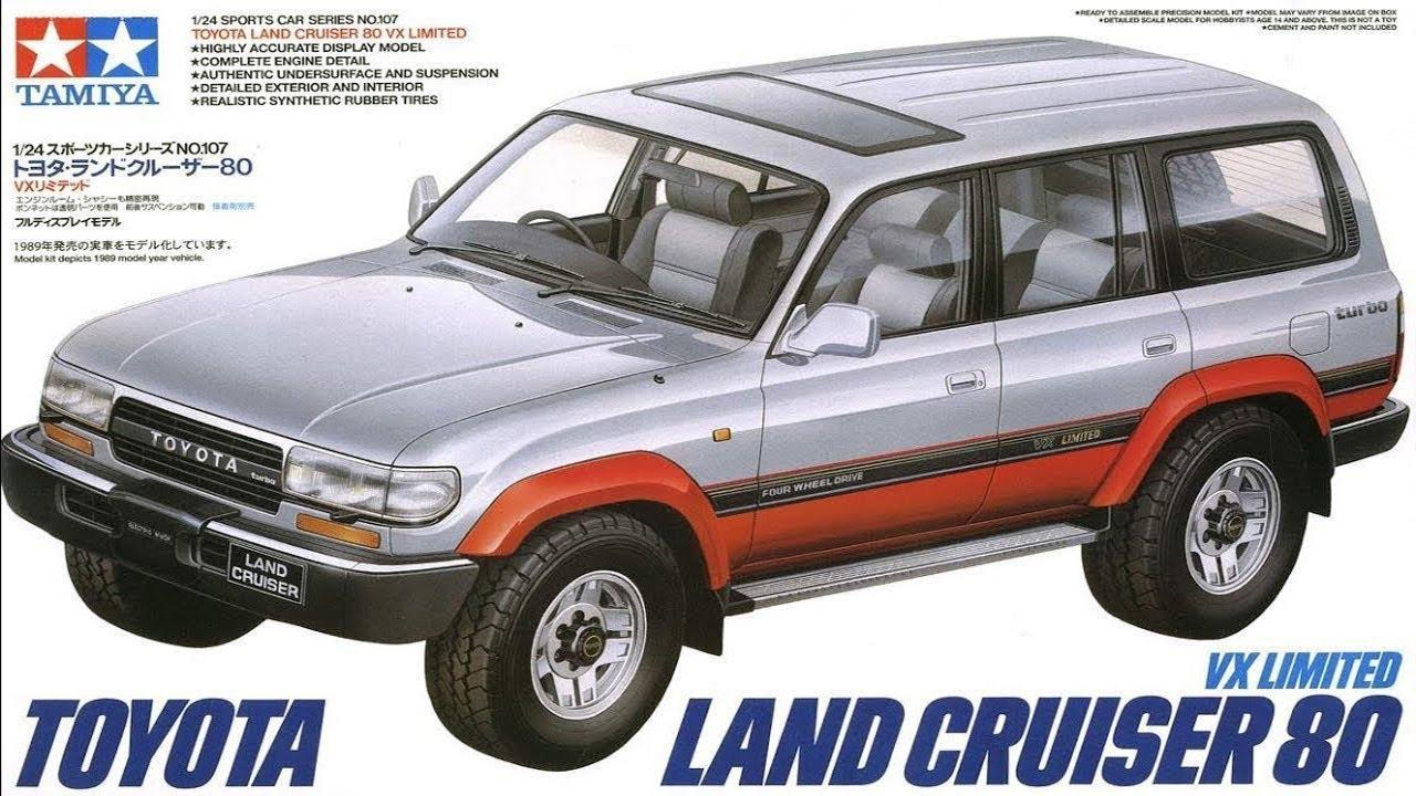 Toyota LC80 VX  LTD