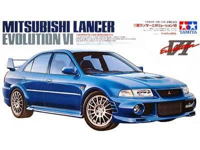 Lancer Evolution VI