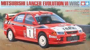 Lancer Evolution VI WRC