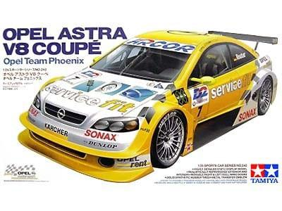 Astra V8 Coupe Team Phoenix