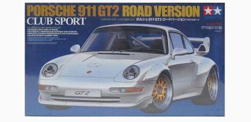 Porsche GT2 (street version)