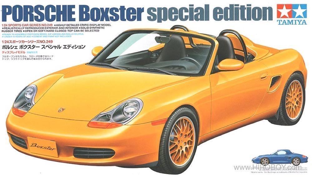 Porsche Boxster Special Editn