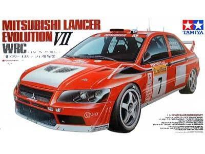 Lancer Evolution VII WRC 2002
