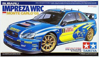 Impreza WRC Monte Carlo 05