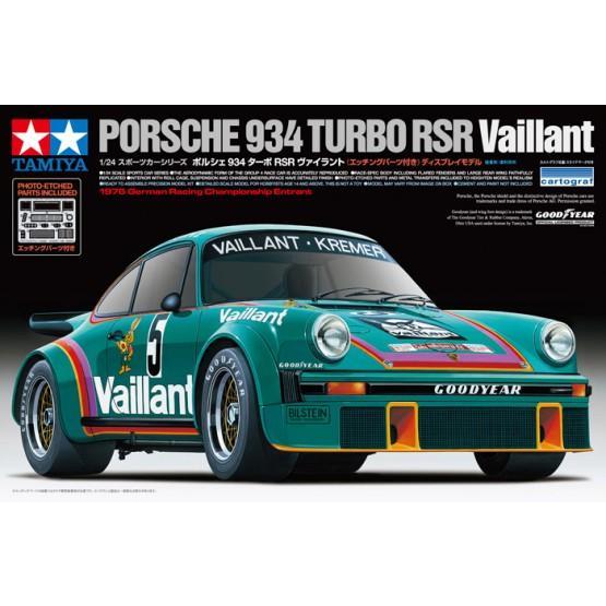 1/24 Porsche 934 Vailant