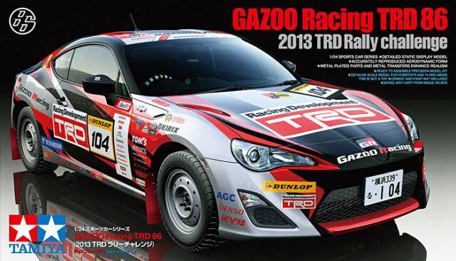 Gazoo Trd 86