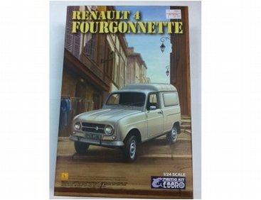 1/24 Renault 4 Van