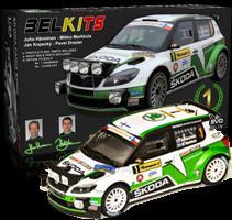 1/24 Skoda Fabia S2000 Evo Rally