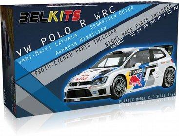 1/24 VW Polo R Red Bull WRC