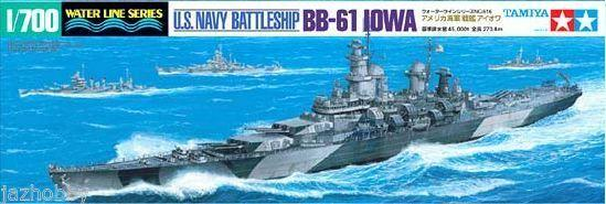 U.S. Battleship Iowa