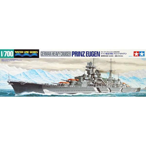 Prinz Eugen German Destroyer