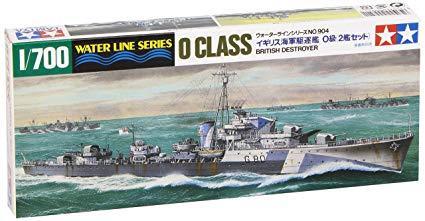 British Destroyer O Class
