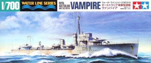Australia Destroyer Vampire