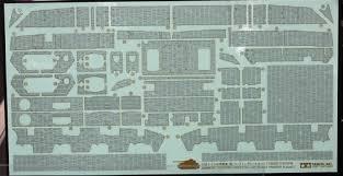 Panzer IV Zimmerit Sheet
