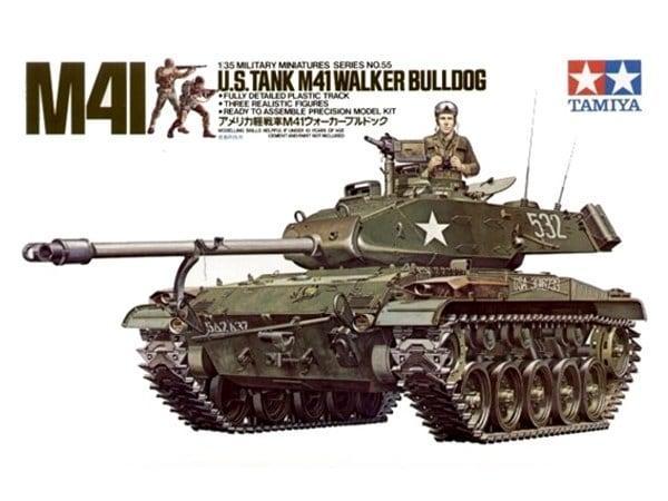 U.S. M41 Walker Bulldog
