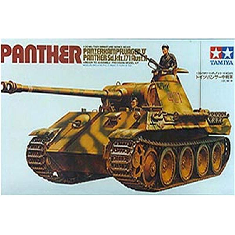 German Panther Med. Tank