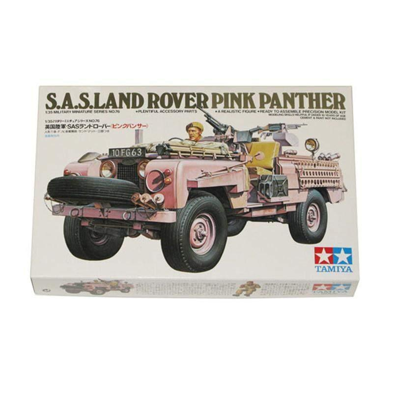 Sas British Pink Panther