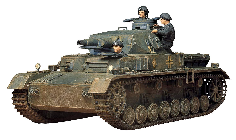 German Pzkpw IV Ausf. D