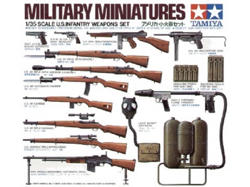 U.S.Infantry Weapons