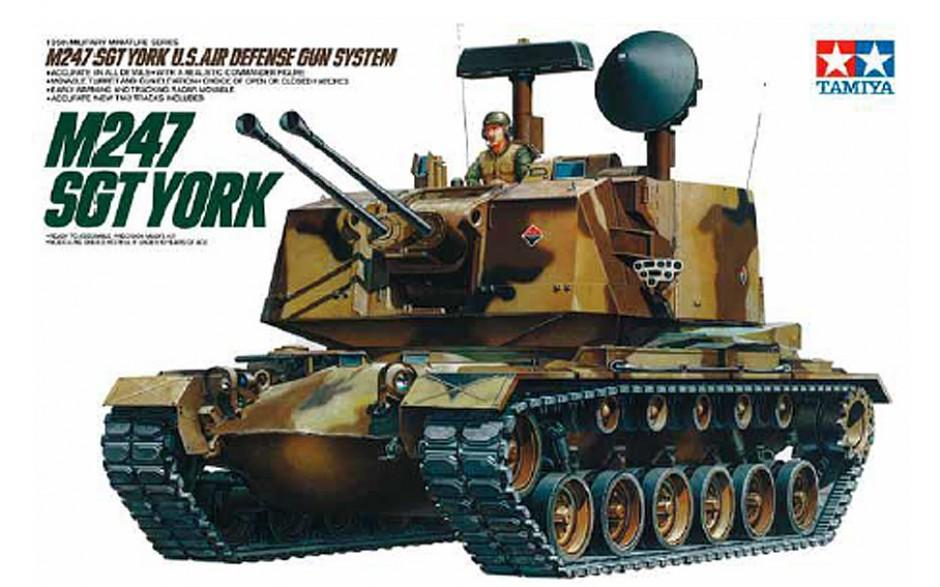 M247 Sgt York    LTD