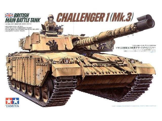 British Challenger 1 Mk.3