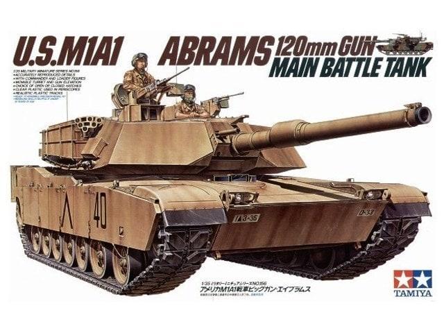 U.S.M1A1 Abrams