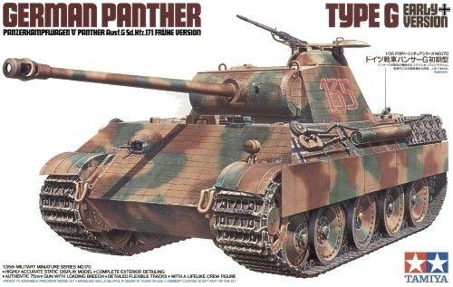 Panther Type G Early Version