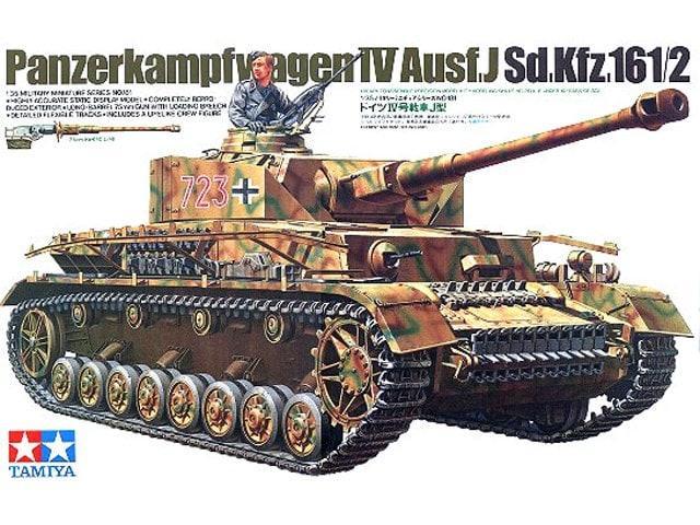 Pz.IV Ausf.J(Sd.Kfz.161/2)