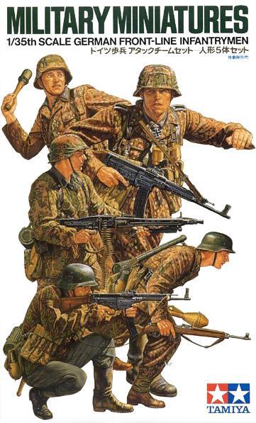 German Front-Line Infantryman