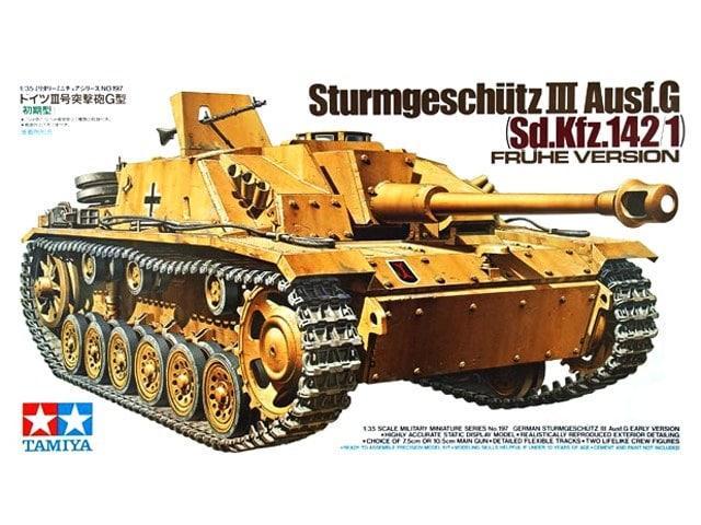 German Sturmgeschuetz III Ausf.G