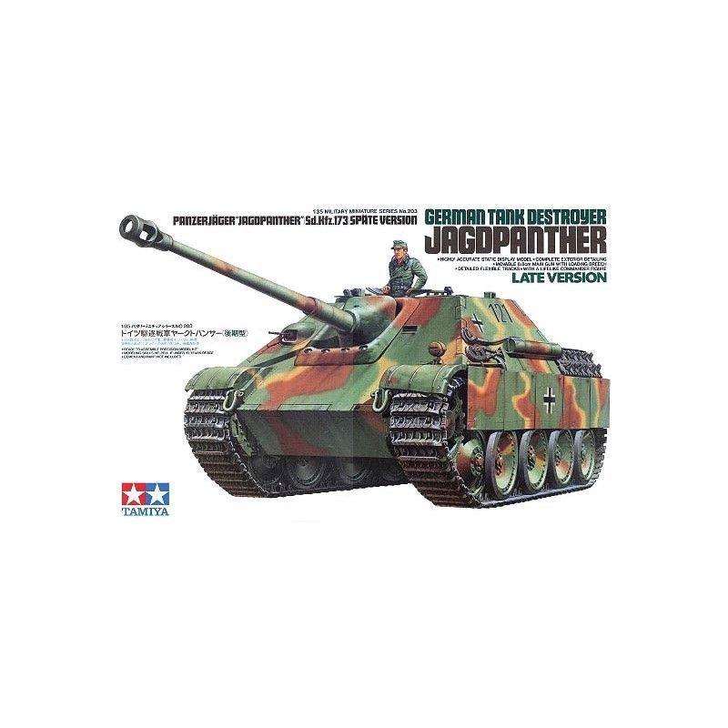 German Tank 'Jagdpanther' L.V.