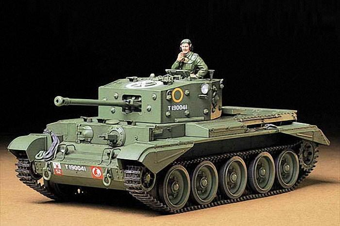 British Cromwell Mk.II