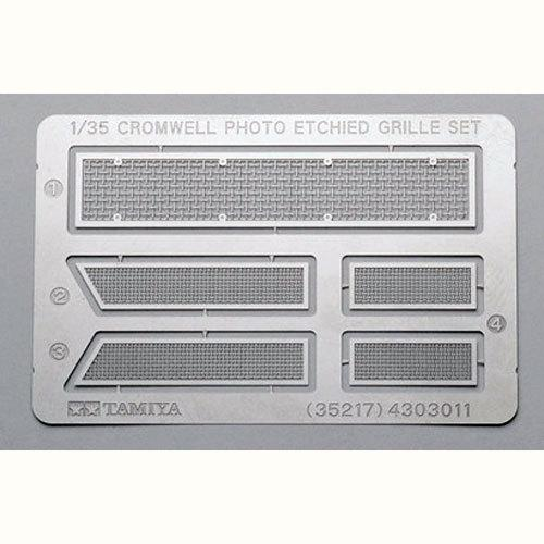Cromwell Mk.II Etched Grille