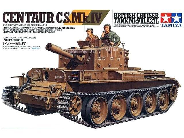 British Centaur C. S. Mk.IV