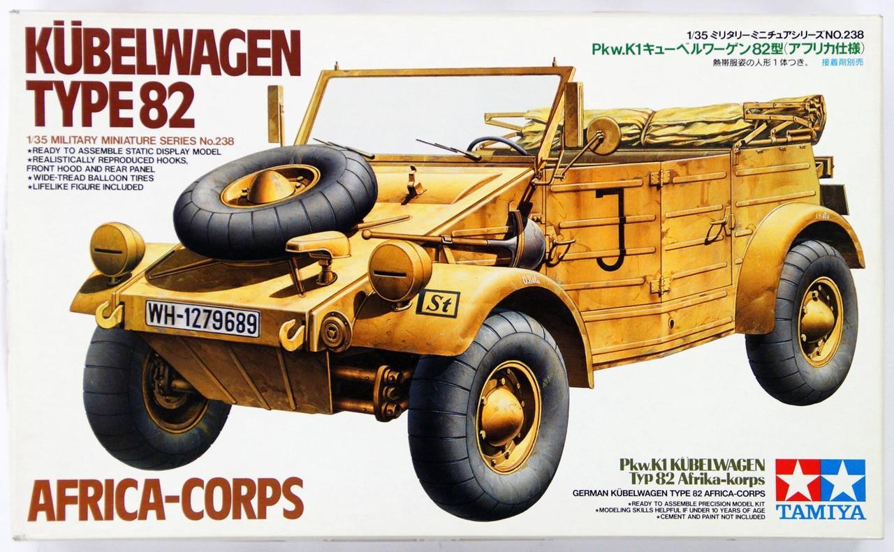 Kubelwagen Type82 (Africa)