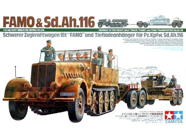 FAMO and Tank Transporter