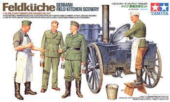 German Field Kitchen